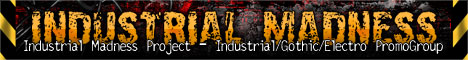 Industrial Madness Project - Industrial/Gothic/Electro PromoGroup